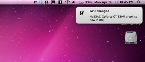 gfxCardStatus:Macbook Pro节能工具插图1
