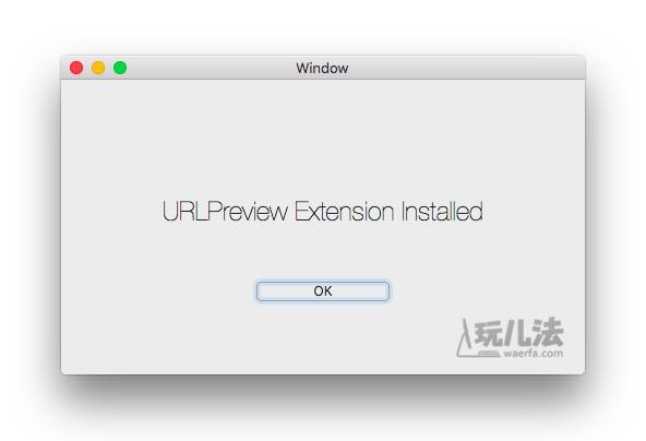 install Preview URL Action