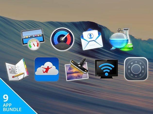 StackSocial 夏季大礼包再次出击 9 款 Mac 神作仅售19.99 $