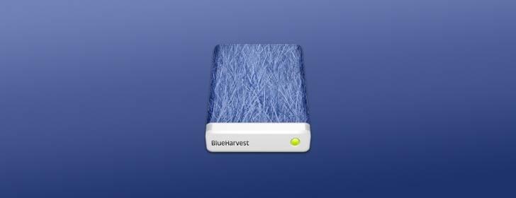 BlueHarvest:清除非Mac磁盘中的垃圾文件