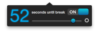 BreakTime:关注健康 自觉设置休息时间