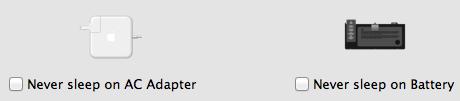 NoSleep:让你的MacBook合上盖儿也不会休眠