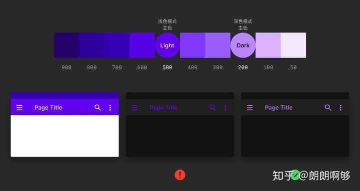 写给设计师的指南:如何为即将到来的 Dark Mode 做好准备插图8