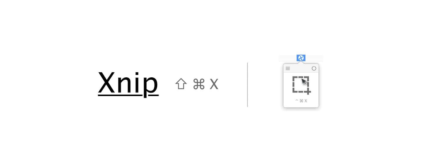Xnip:免费好用的滚动截屏利器