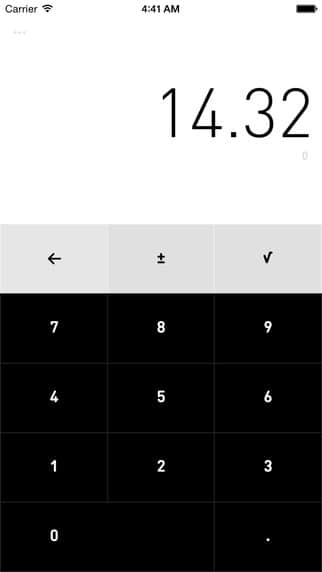 手势计算器:Rechner Calculator