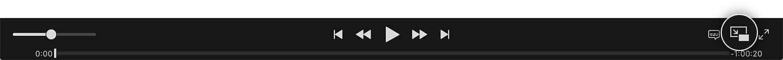 OverPicture:让你的 macOS 真正支持画中画播放,不受网站限制插图(1)