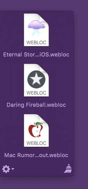 Yoink:Mac 临时文件存储助手「更新 File Recall 等新功能」插图3