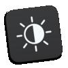 五款为 macOS Mojave 设计的 Dark Mode 小工具插图(11)