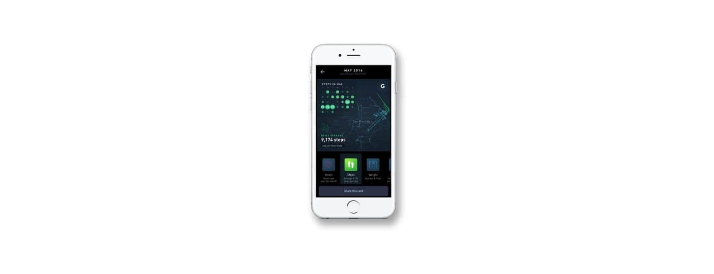 Gyroscope:我比 Apple Health 可玩的更多插图